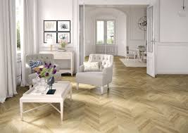 Natural Oak Effect Laminate Flooring Hdf Laminate Flooring Floating Wood Look For Domestic Use