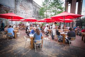 patio restaurantschiff downtown houston restaurants with a patio batanga