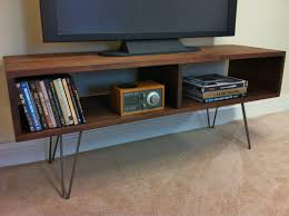 Modern Wood Furniture Design Books Furniture Teak Wood Mid Century Modern Tv Console With Two Large