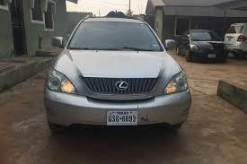lexus rx300 for sale in nigeria toks mint accident free lexus rx 330 for sale autos nigeria