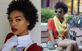 fascinating short curly afro hairstyles 2017 blackhairlab com