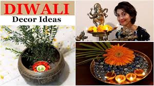 diwali home decor ideas diya decoration indian youtuber youtube