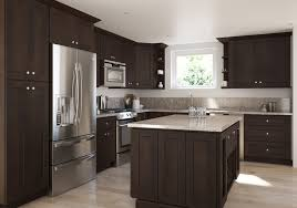 diy espresso kitchen cabinets give your kitchen a jolt with espresso cabinetry the rta store
