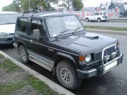 used 1990 mitsubishi pajero photos 2400cc diesel automatic for