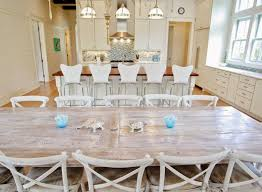 coastal centerpieces kitchen marvellous beachy kitchen table beachy kitchen table