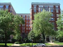 a beautiful apartment building on lindell u2013 st louis patina