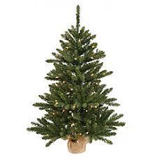prelit christmas tree trees 4 ft kmart
