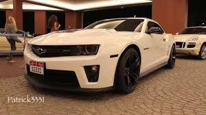 white chevy camaro for sale camaro zl1 black white
