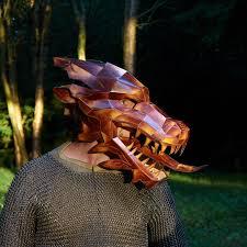 wintercroft low poly masks