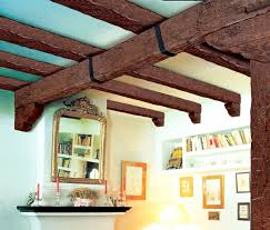 Wood Porch Ceiling Material by Outwater U0027s High Density Polyurethane Decorative Beams Recreate The