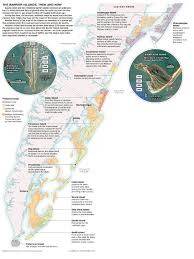 Ocean City Map Some Virginia Barrier Islands Are Shrinking By The Day U201cyou Can