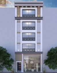 Modern Elevation Best Exterior Color Combinations For Indian Houses Google Search