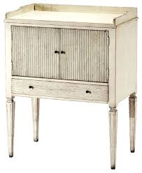 White Wash Coffee Table - side table white washed wood side table whitewashed side table