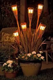 Outdoor Gas Torch Lighting Outdoor Lighting Ideas U2013 Homestyle Journal