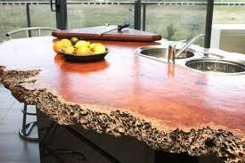 river red gum kitchen island bench top kitchens pinterest