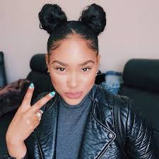 black senior hairstyles 152 best slayed edges images on pinterest braids hair dos and