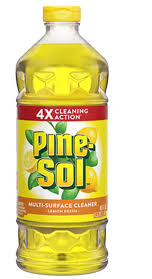 can i use pine sol to clean wood cabinets is it safe to use pine sol on other surfaces pine sol