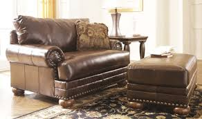 Club Armchair Leather Ottoman Breathtaking Oversized Chairs For Living Room World