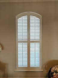 Wood Blinds For Arched Windows Budget Blinds Al Custom Window Coverings Shutters Shades