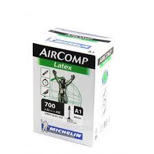 chambre a air 700 23c à air michelin aircomp 700x22 23c presta 40mm