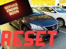 service engine soon light nissan sentra how to reset service engine soon light on a 2007 nissan sentra