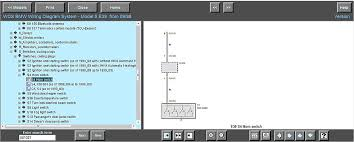 wds bmw wiring diagram system bmw wiring diagrams and instructions