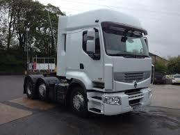 renault premium 460 renault premium 460 dxi eev 6x2 tractor unit wu12 cyj cross