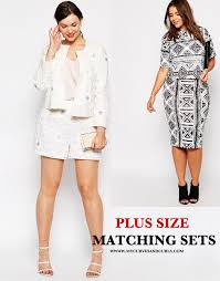 matching sets 20 affordable plus size matching separates my and curls