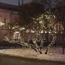 how to put lights on a tree outside led outdoor christmas lights solar coryc me