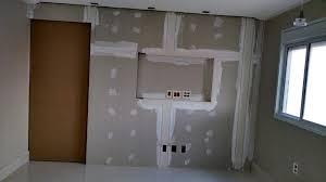 Muito Foto: Parede Drywall de Gessopainelpratico #465992 - Habitissimo @CB69