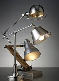 lighten your workload with one of these metallic lamps daily