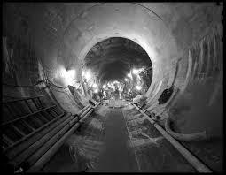 tunnel de blasio postpones work on crucial water tunnel the new york times