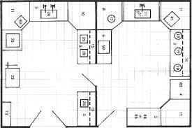 Laboratory Floor Plan Met Lab Design