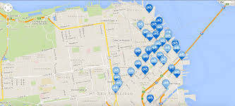 Boston Hubway Map by Workshop Plots Bike Share Stations For District 8 Coming This