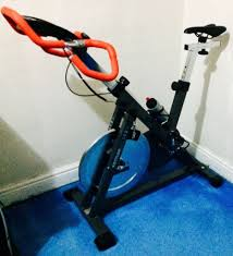 spinning cycling house kettler sr2 race cycle exercise spinning bike in leicester
