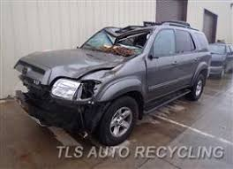 toyota sequoia 2007 2007 toyota sequoia 43330 39805passenger front joint used