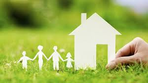 family and home buying a family home