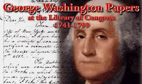 george washington papers the documents he wrote thanksgiving
