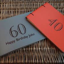 engravable guest book engraved leather birthday guest book by artbox