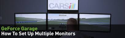 Three Monitor Desk Geforce Garage Cross Desk Series Video 8 How To Set Up