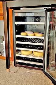 build your own refrigerated wine cabinet aging cheese faq how to make cheese cheesemaking com