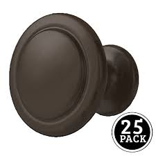 Oil Rubbed Bronze Kitchen Cabinet Pulls by Hardware U2013 Farmhouse Touches