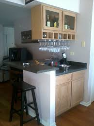 kitchen cabinet with wine glass rack incredible brown wooden floating wine racks cabinet with floating