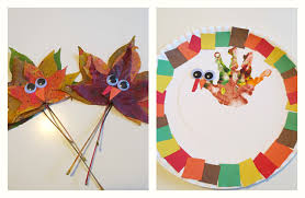 how to make an easy toddler thanksgiving craft simple