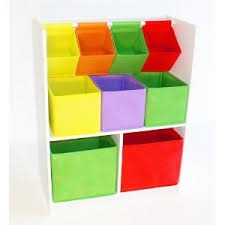 Make Your Own Toy Bin Organizer by