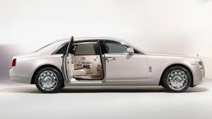 rolls royce ghost gold rolls royce reveals ghost six senses top gear
