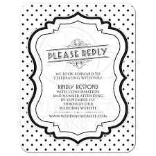 wedding invitation wording with website rsvp wedding invitation