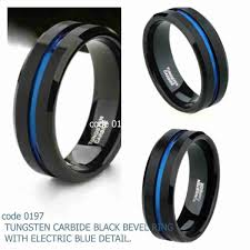 tungsten rings from images Blue tungsten rings available now mosselbaai gumtree JPG