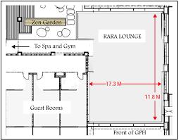 grandeur 8 floor plan meetings u0026 events grand pacific hotel fiji