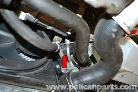 volkswagen golf gti mk v coolant flush and replacement 2006 2009